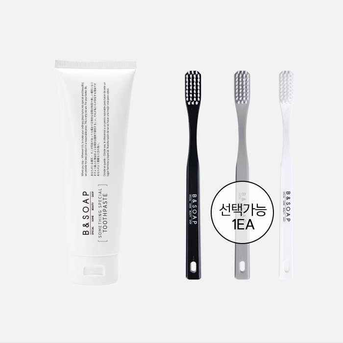 [비앤솝] DENTAL CARE SET