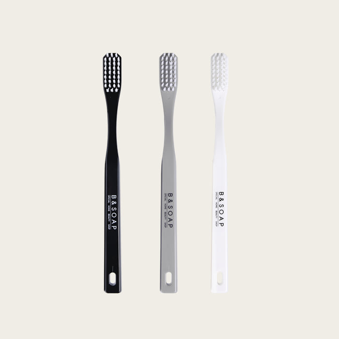 [비앤솝] SOMETHING SPECIAL TOOTH BRUSH SET 5EA