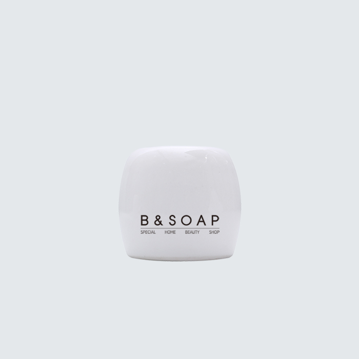 [비앤솝] SOMETHING SPECIAL TOOTH BRUSH STAND - WHITE