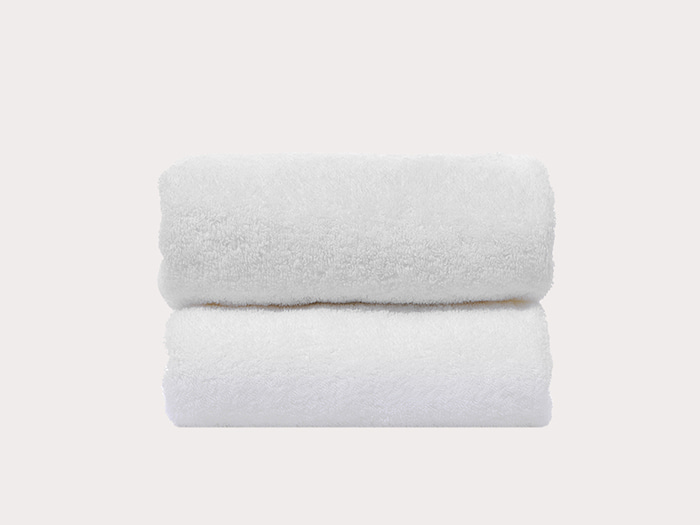 [비앤솝] SPECIAL MOMENT TOWEL - WHITE