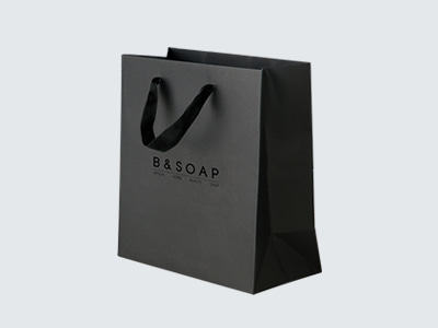 [비앤솝]GIFT SHOPPING BAG